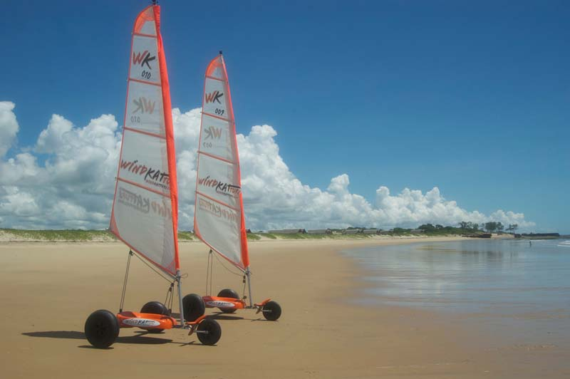 Diamonds Mequfi Beach Resort windkart