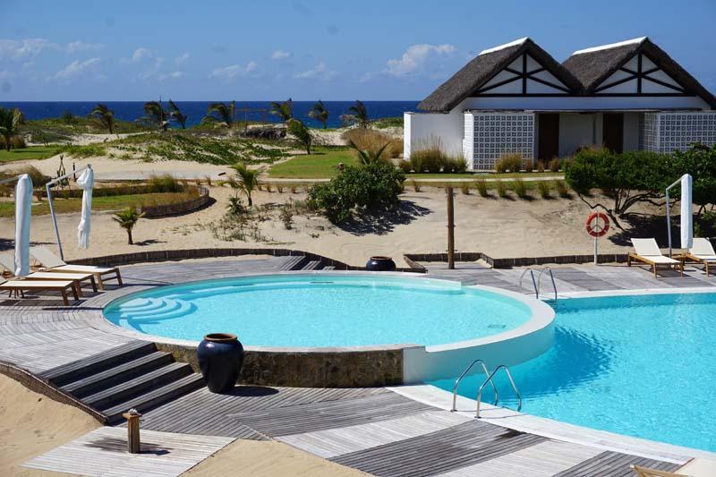 Diamonds Mequfi Beach Resort pool