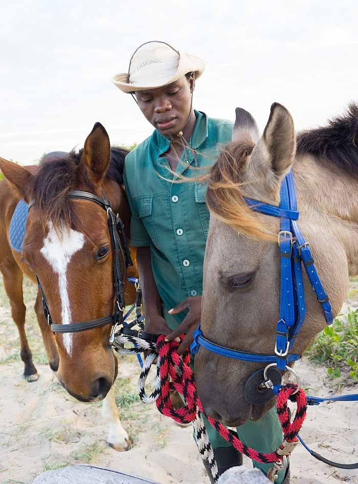 things to do in Mozambique - horseback riding