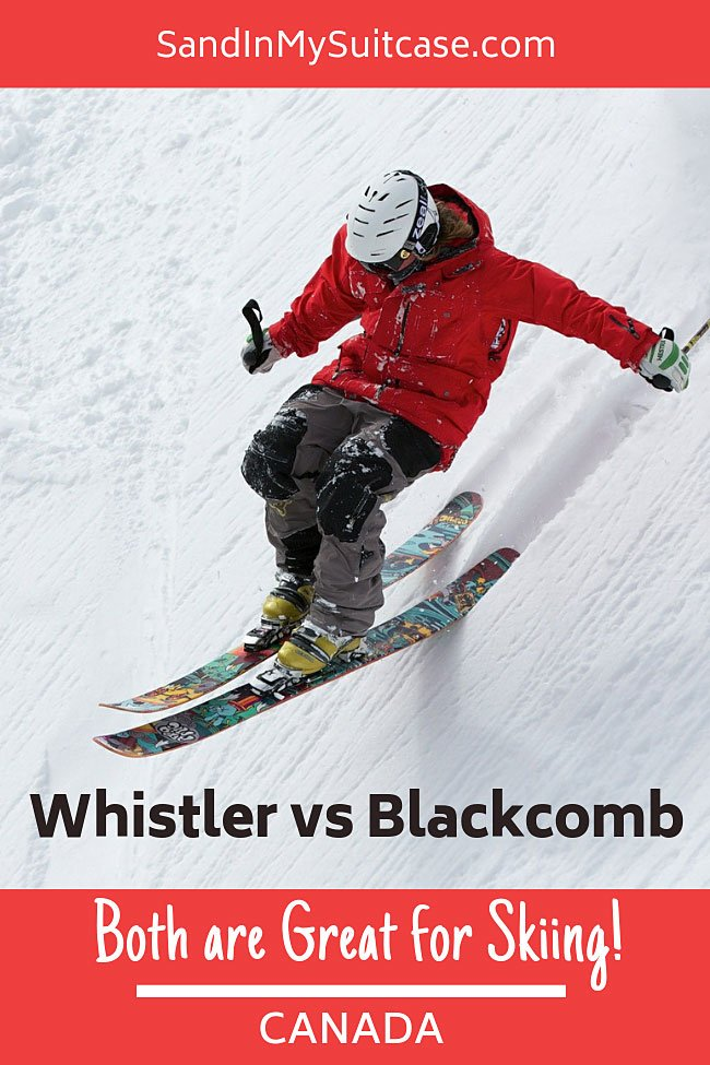 Whistler vs Blackcomb