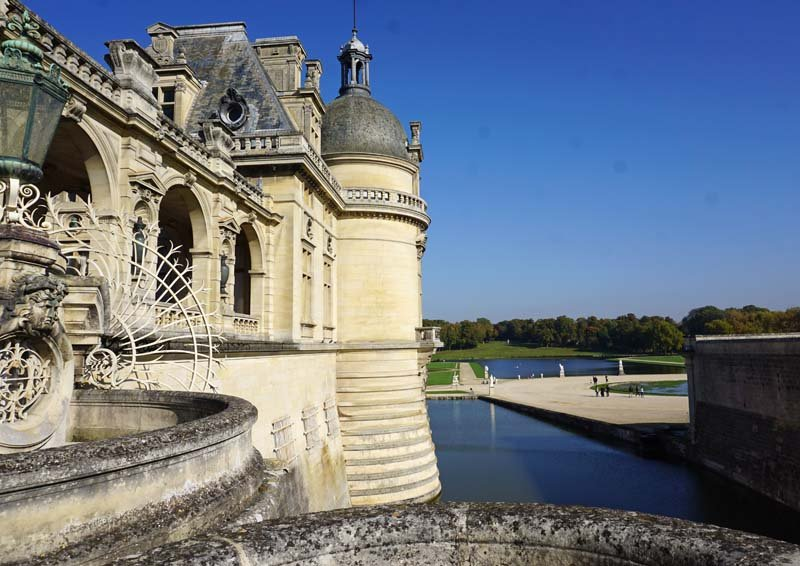 Scenic Gems Seine River cruise - Chateau de Chantilly