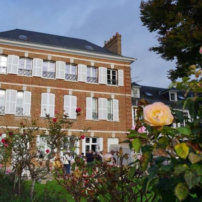 victor hugo museum in villequier
