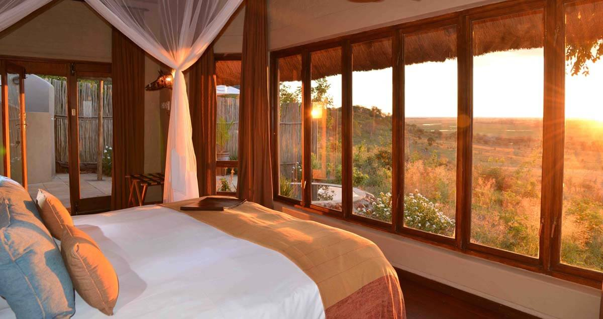 Chobe safari lodges - Ngoma Safari Lodge
