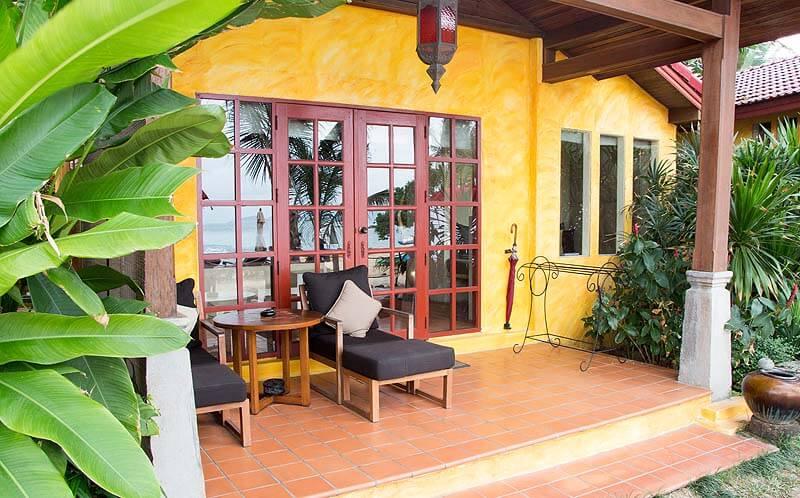 Garden villa, Zazen Boutique Resort & Spa, Koh Samui