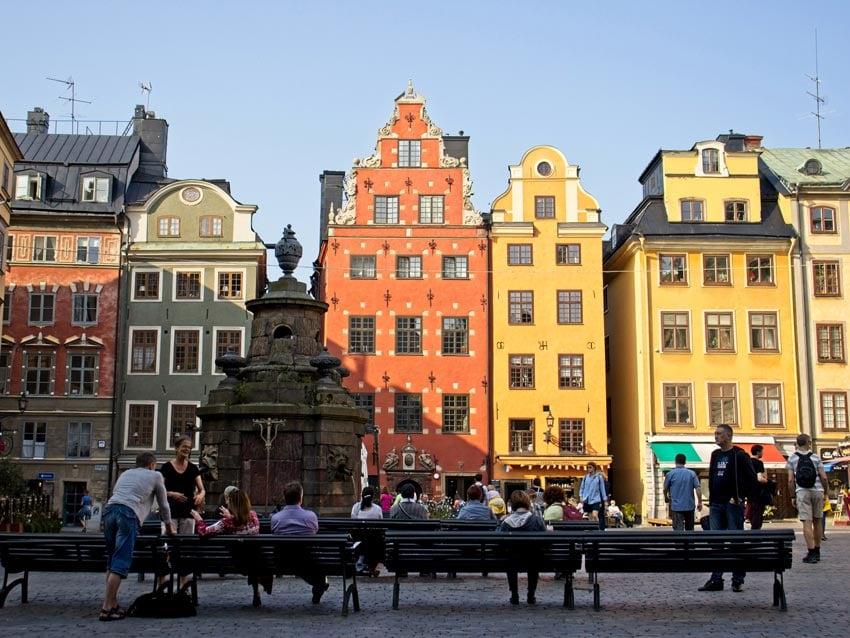 gamla stan dating sweden
