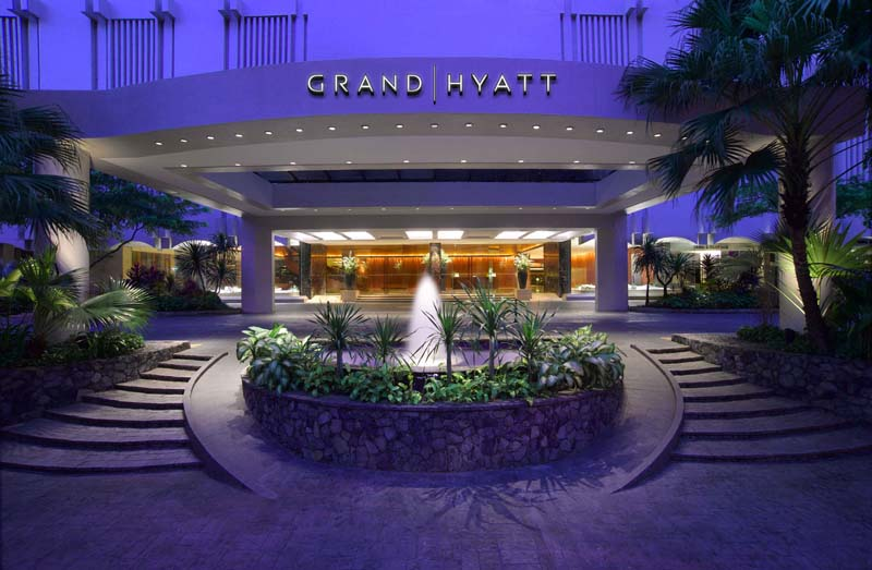 Grand Hyatt Singapore review