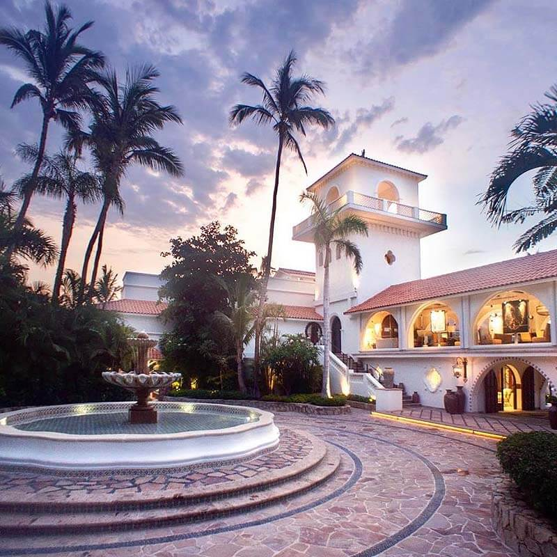 Best luxury hotels in Los Cabos: One and Only Palmilla