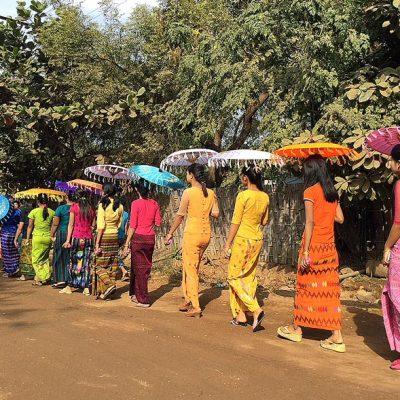 Shinbyu Myanmar festival
