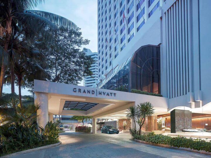 Singapore Grand Hyatt