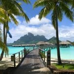 Snapshot Story #26: A little slice of paradise at Four Seasons Bora Bora