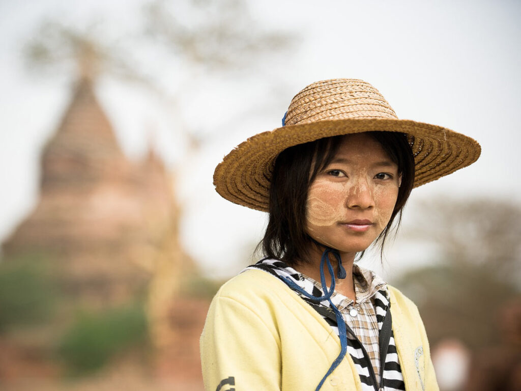 Myanmar People Photos