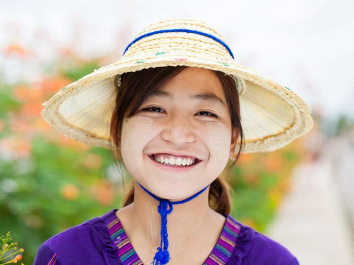 Photos of Myanmar People