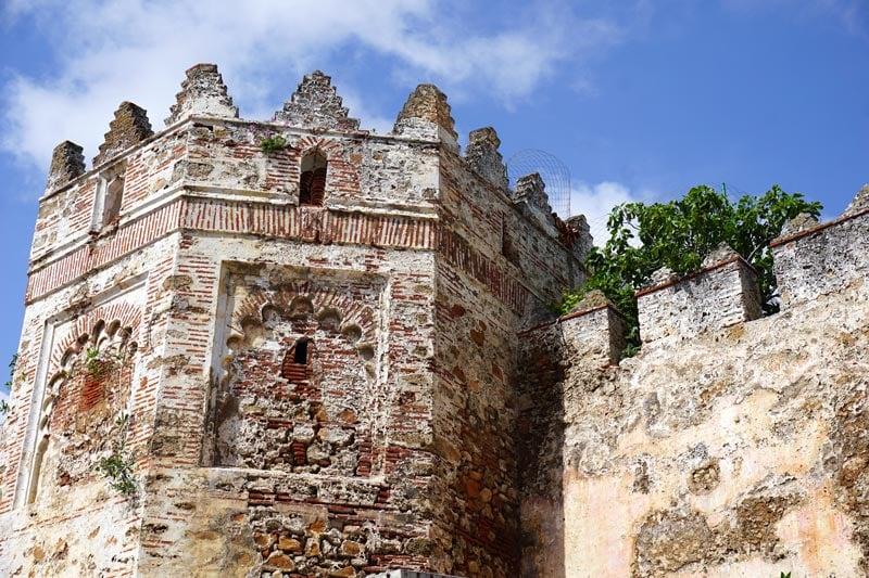 Tetouan Medina wall