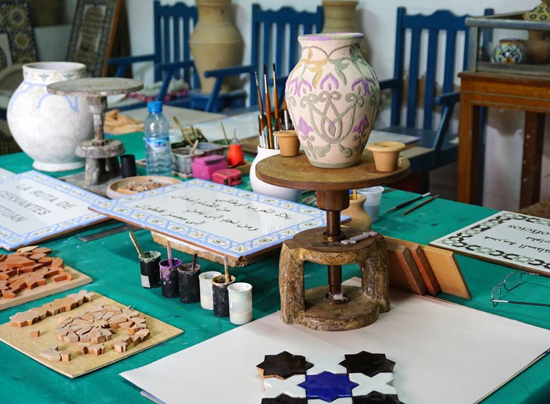 Tetouan Medina Dar Sana