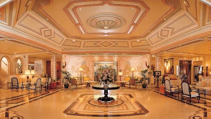 Historic hotels in Lisbon - Lapa Palace Hotel