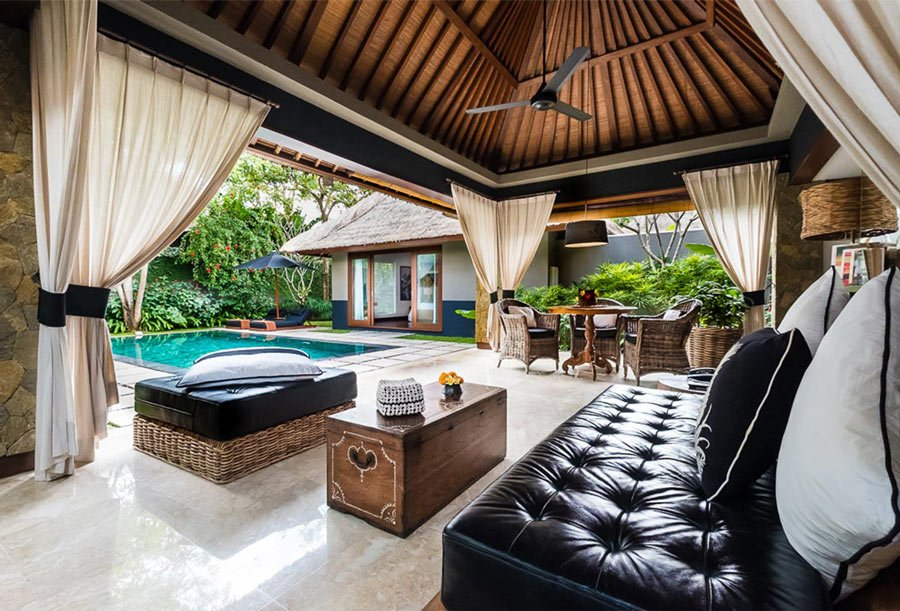 Villas in Seminyak with private pool