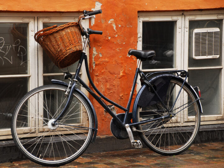 Photos of Copenhagen Bicycles