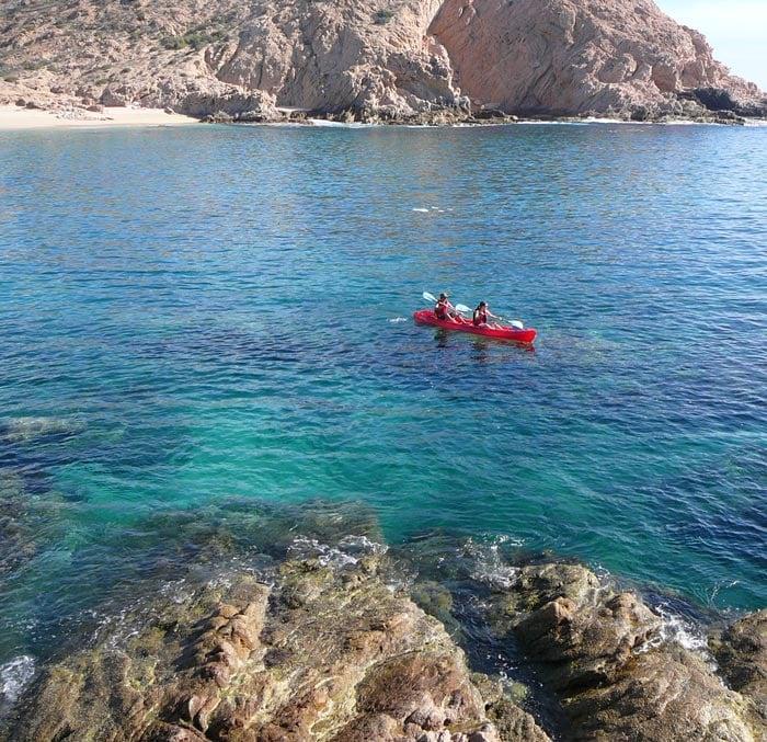 snorkel in Cabo San Lucas