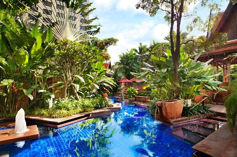 Sheraton Grande Sukhumvit Bangkok pool
