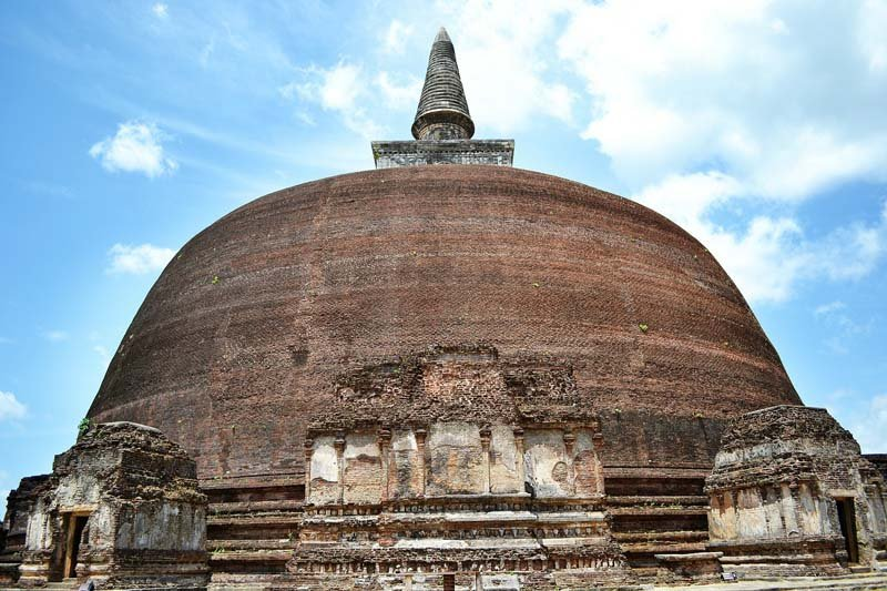 UNESCO World Heritage Sites in Sri Lanka - Polonnaruwa