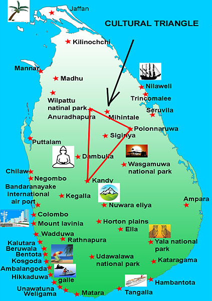 8 Stunning Unesco World Heritage Sites In Sri Lanka Sand In My