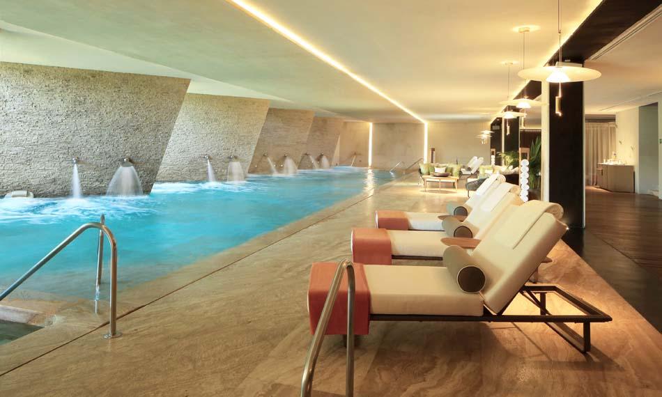 Grand Velas spa