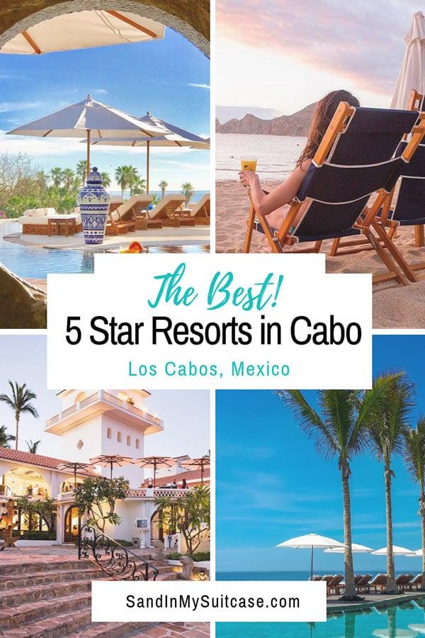 5 star resorts in Cabo