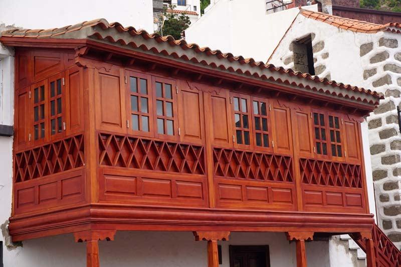 Teror balcony