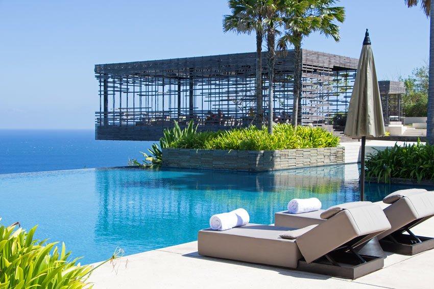 One of the best luxury resorts in Bali? Alila Villa Uluwatu