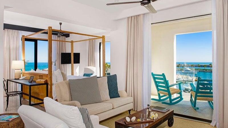Boutique hotels in Cabo: Hotel El Ganzo
