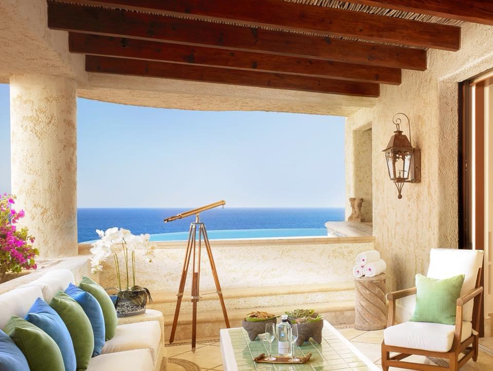 Best resorts in Los Cabos: Las Ventanas