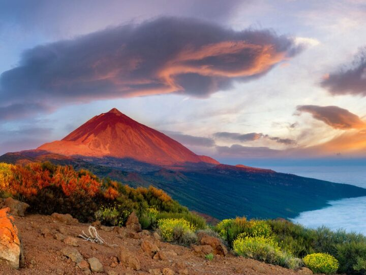 See Mount Teide on a Canary Islands Cruise