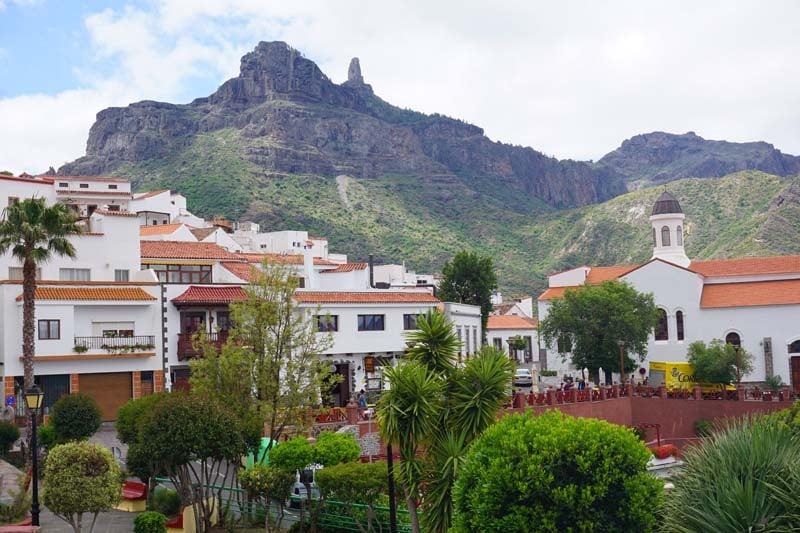 Tejeda on Gran Canaria