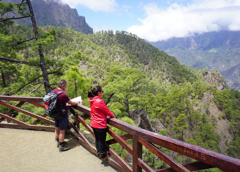 La Palma hiking