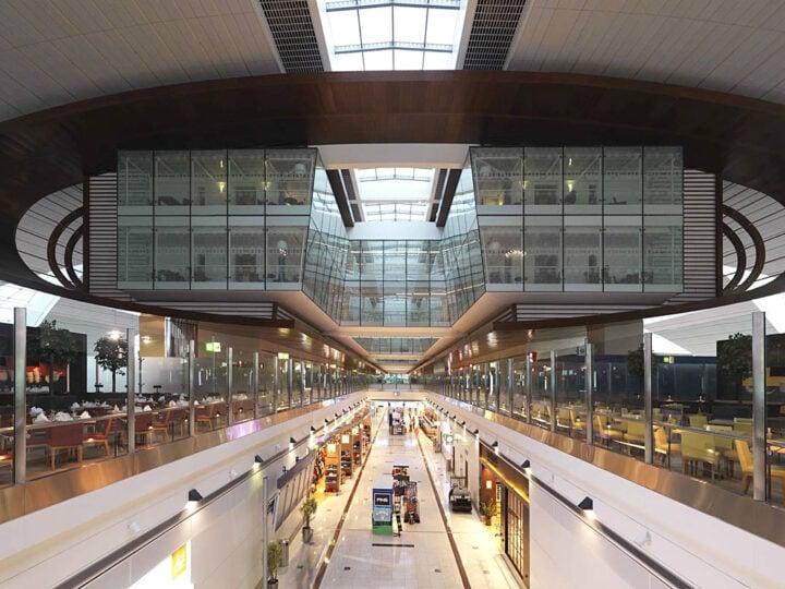 Transit Hotel in Dubai Airport