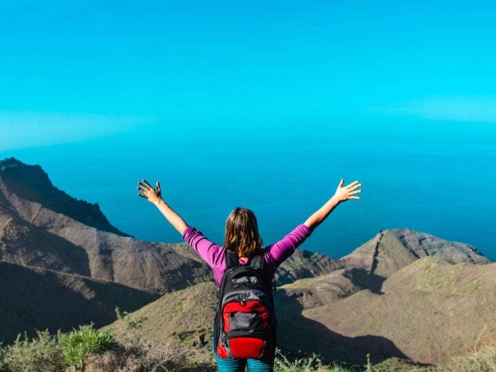 La Palma Hiking in the Canary Islands