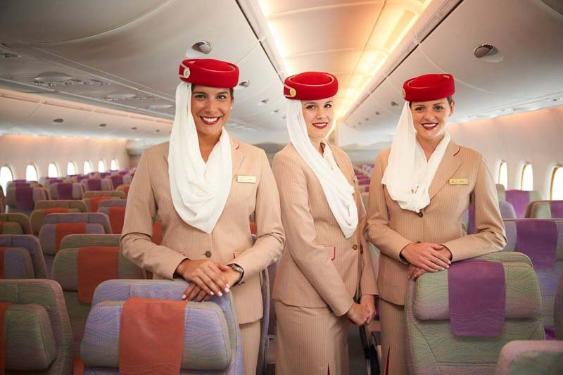 review of Emirates Airlines Economy Class