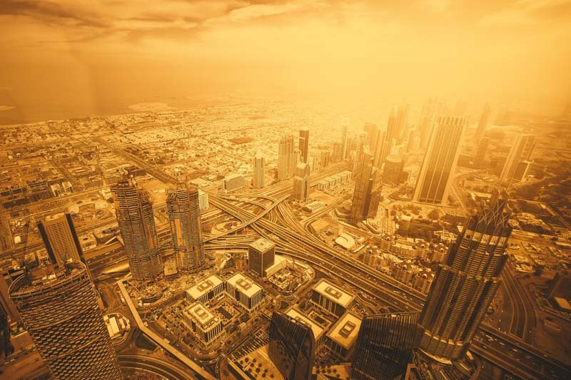 Dubai transit hotel