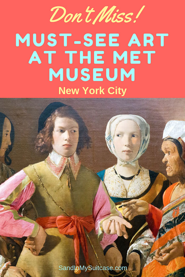 Must see at the Met