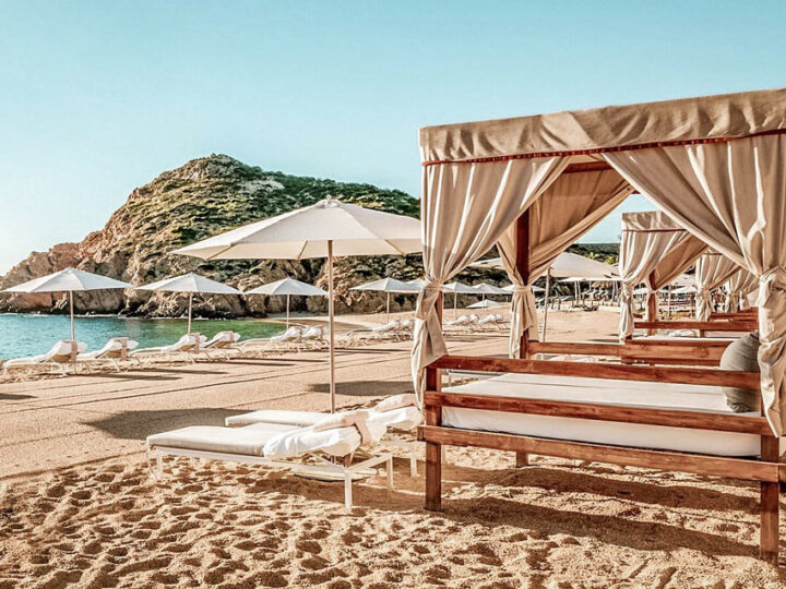 5 Best beaches in Cabo San Lucas