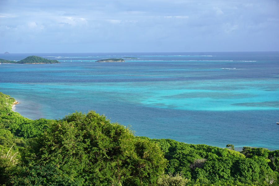 The Grenadines are some of the most beautiful islands in the Caribbean!