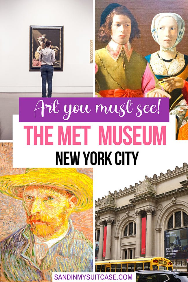 Art that you must see at the Met Museum, NYC