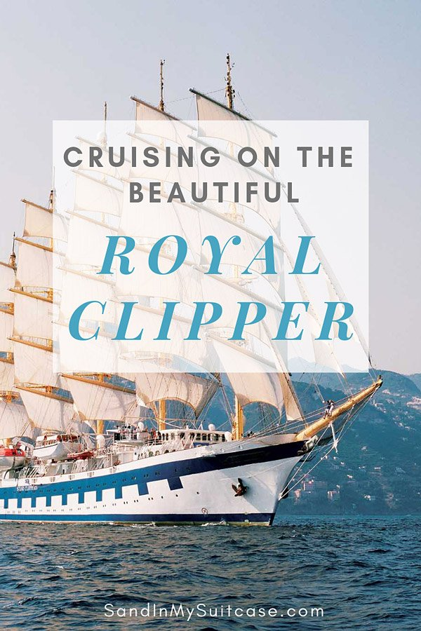 Royal Clipper ship