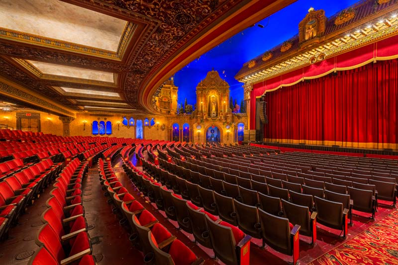 The Louisville Palace is one of the 5 best theaters in Louisville, Kentucky