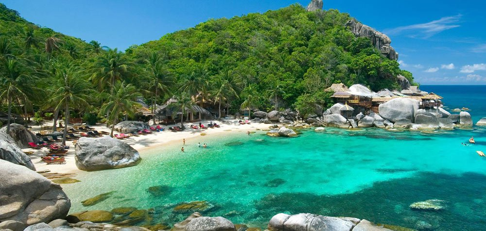 Charm Churee Village, one of the best places to stay on Koh Tao