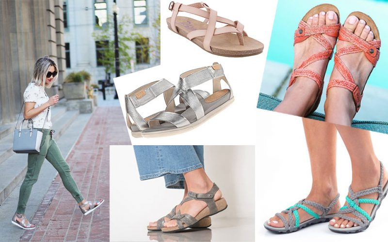 Best Travel Sandals For Women