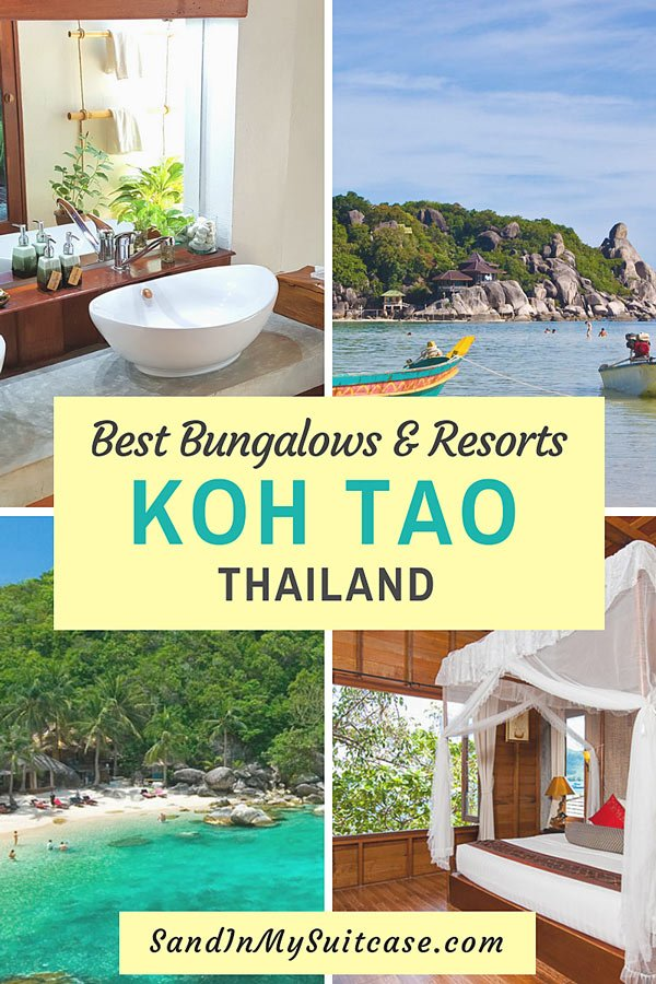 Best Koh Tao bungalows and Koh Tao hotels