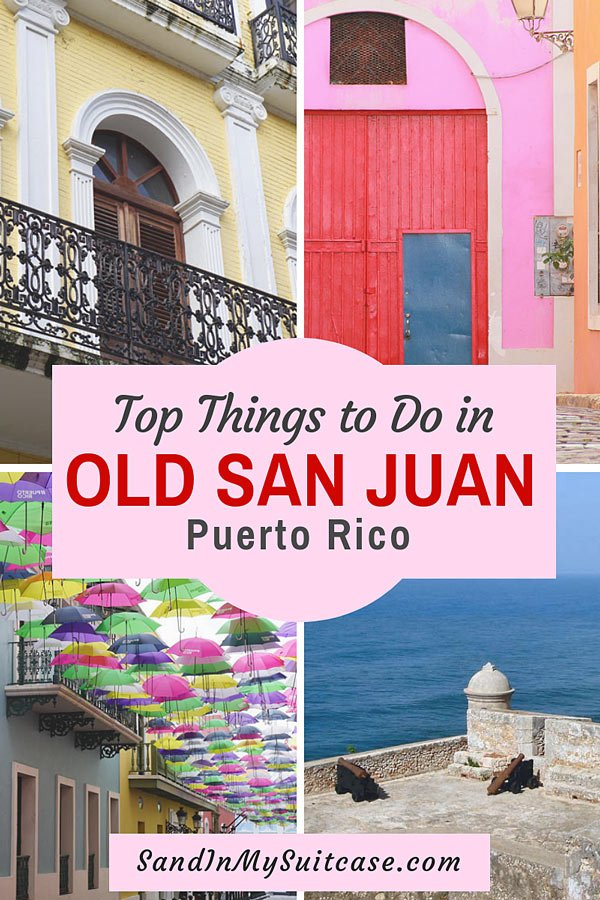 Top Things to Do in Old San Juan