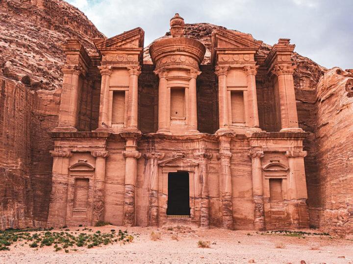Ancient Lost City of Petra