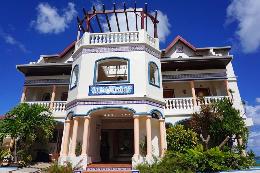 Le Petit Hotel St Martin
